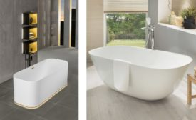 Finion and Theano bathtub