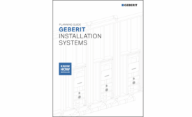 Geberit Installation Systems Planning Guide