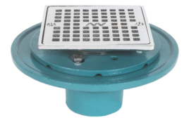 Matco Norca no hub shower drain