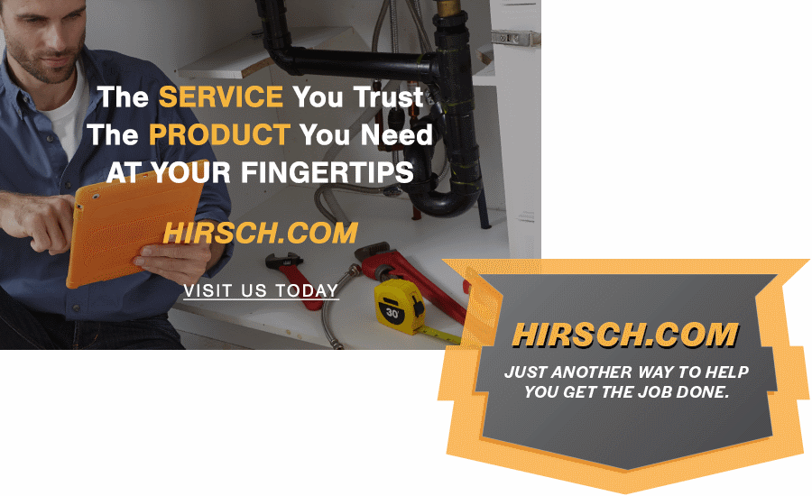 Hirsch website image
