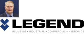 Legend Valve & Fitting hired Wade Tennant as director of marketing.