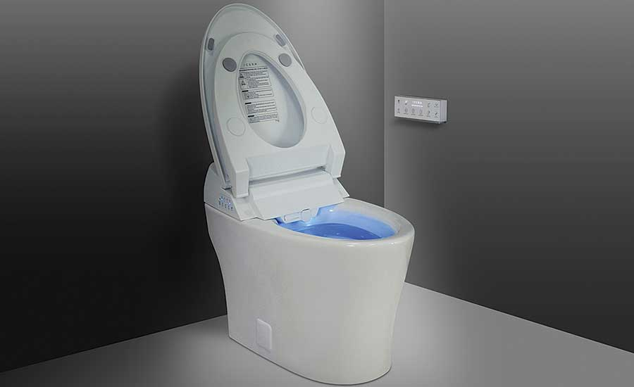 ICERA integrated bidet toilet