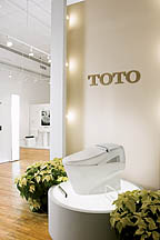 TOTO Opens New York Gallery