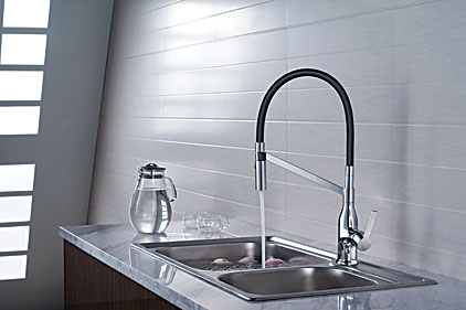 Chef Quality Kitchen Faucet 2013 11 26 Supply House Times