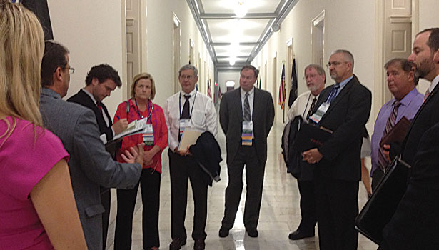 NetworkASA on Capitol Hill