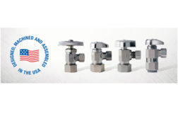 BrassCraft Manufacturing has sold a record-setting 1,000,000,000 water stops.
