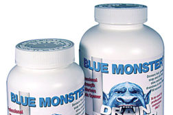 blue monster feat