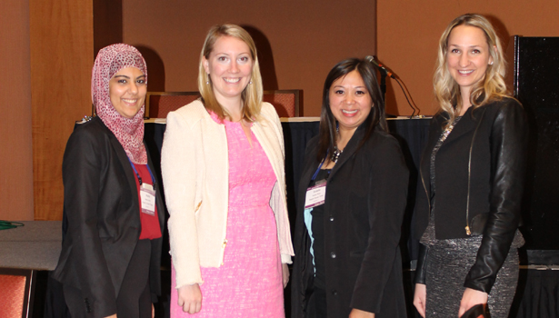 The inaugural ASA Women In Industry 2014 Spring Conference