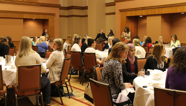 ASA Women In Industry 2014 Spring Conference