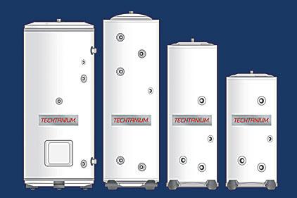 Diversified Heat Transfer Techtanium Indirect Water