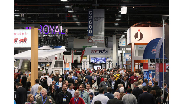 With more than 75,000 industry people walking the aisles, the combined conventions were very successful.