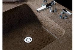 California Faucets sink drain