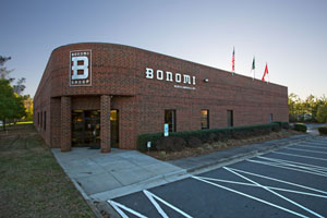 Bonomi North America relocates to Charlotte