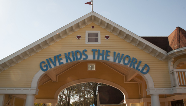 Danze was recently a partner in the renovation of Give Kids the World Village in Kissimmee, Florida.