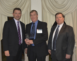 The awards honor subcontractors and suppliers who supported Bechtel Power.