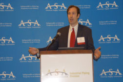 ASA Director of Government Affairs Dan Hilton