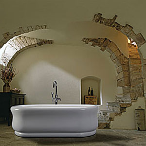 MTI BAths' bathtub