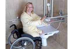 Wyng shower & toilet