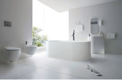 Clarke Architectural K2 freestanding tub