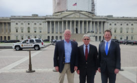 ASA Presidents on Capitol Hill in Washington, D.C.,