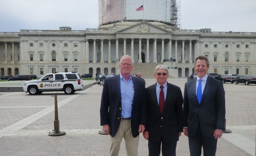 ASA Presidents on Capitol Hill in Washington, D.C.,