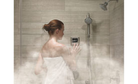 Steamist shower controls