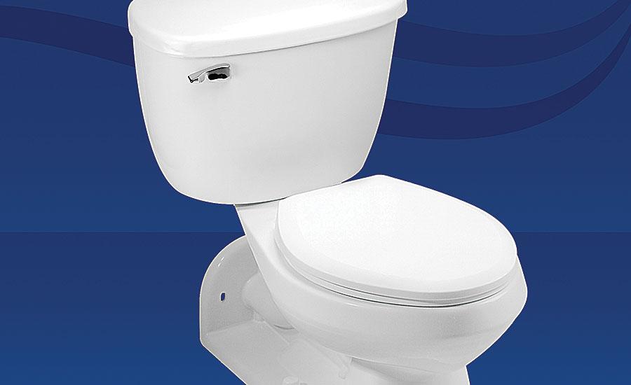 Mansfield Plumbing pressure-assist toilets | 2015-08-11 | Supply ...
