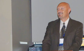 MwDA President Dave Poteete (M. Cooper Winsupply)