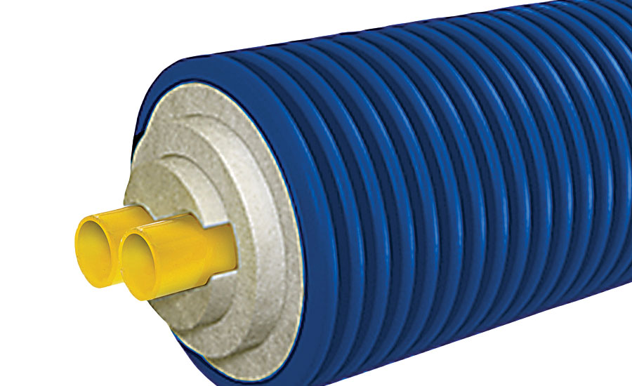 Watts Radiant PEX piping system