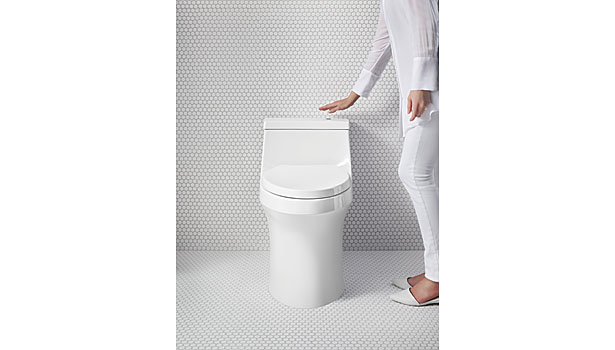 kohler touchless toilet kohler touchless toilet 2015 01 20 supply house times 31459
