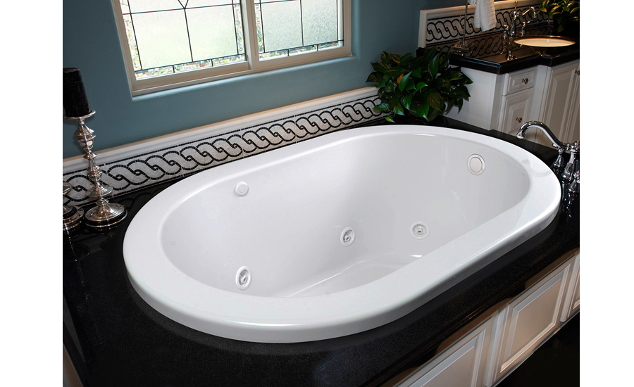 Clarke Architectural, a division of Clarke Products, offers a highly stylized line of solid surface bathtubs, lavatories, shower bases and other custom pieces.