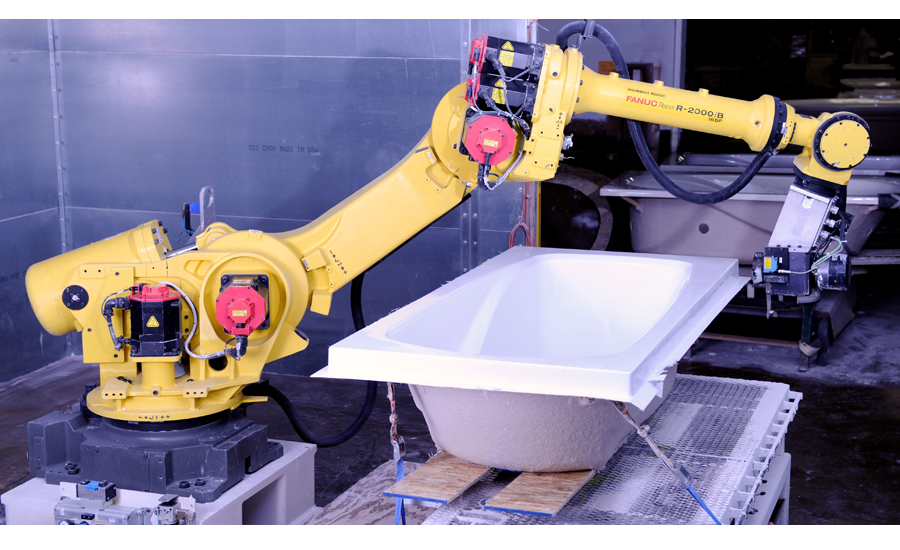 From advanced robotics and semi-automated assembly and casting lines, Clarke Products has been dedicated to product quality.
