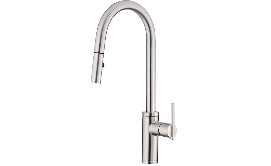 Danze's Parma Cafe kitchen faucet