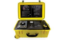 EZsmoke leak detector