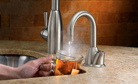 InSinkErator Hot water dispenser