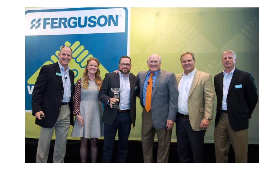 American Standard named Ferguson\'s Showroom Plumbing Vendor of the ...