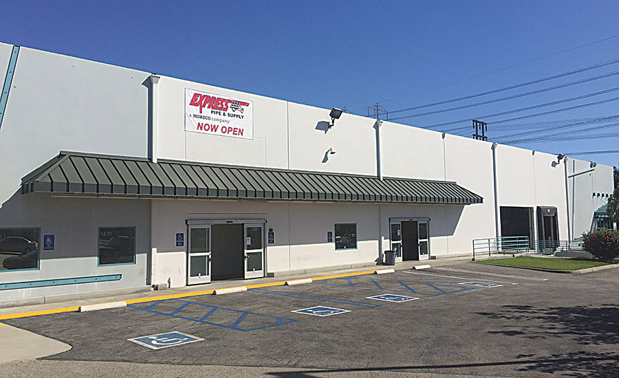 Express Pipe & Supply opens new location