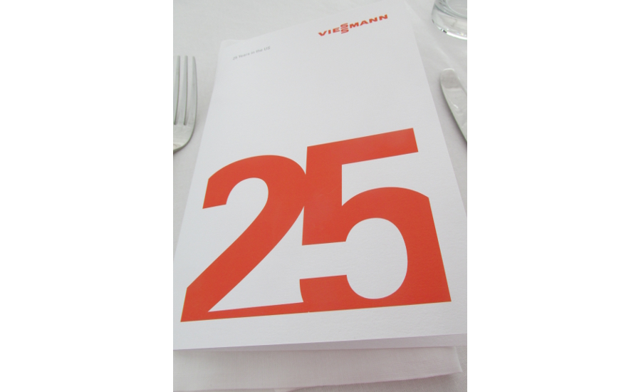 Viessmann celebrates 25 years in U.S.