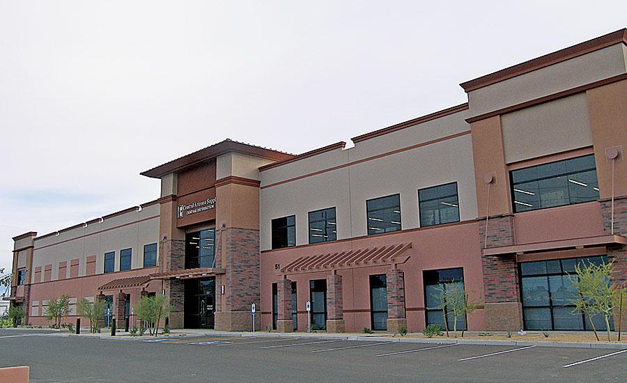 Organic Growth Fuels Central Arizona Supply 39 S Success