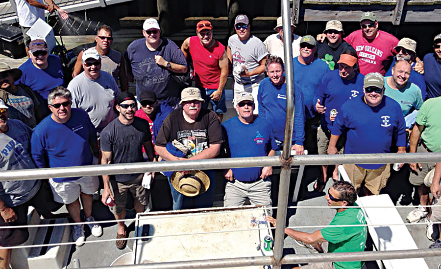 Deacon Industrial hosts annual fishing trip