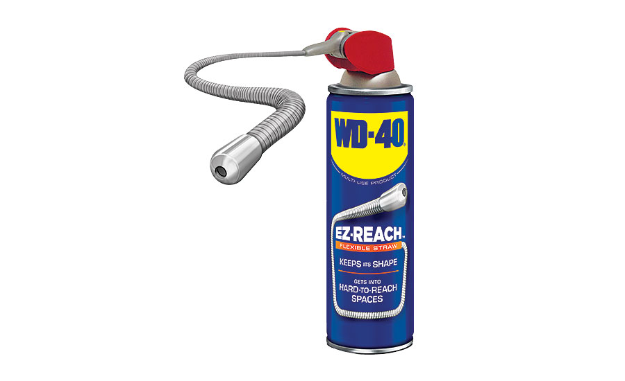 WD-40 multi-use construction lubricant