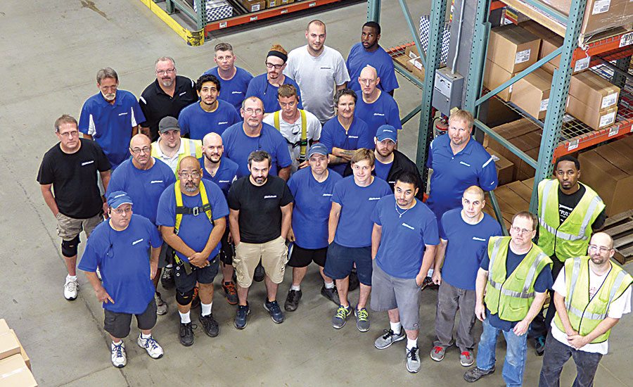 Winsupply Warehouse Group