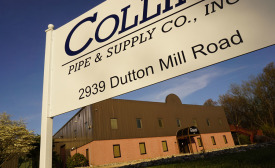 The Collins Companies recently announced it is ready to move into a new facility in Aston, Pa.