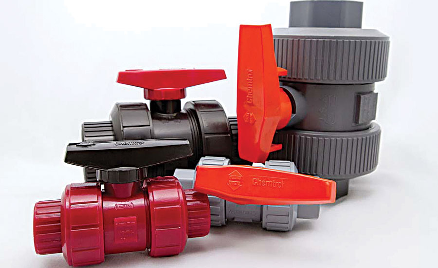 NIBCO thermoplastic valves