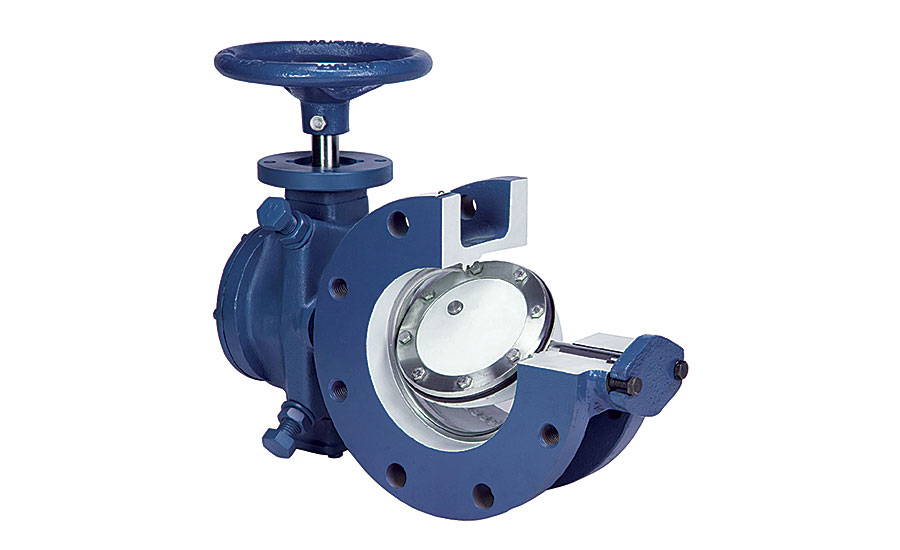 Val-Matic butterfly valve