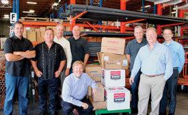 PSDA members help Habitat for Humanity of Orange County