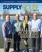 SHT February 2016 cover: Challenge accepted, Service Metal evolves in a volatile PVF marketplace