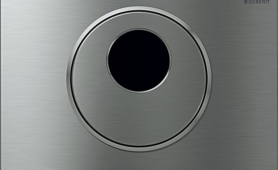Geberit ADA-compliant flush plate