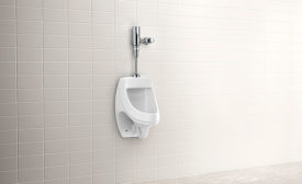 Kohler ultra-low water consumption urinal