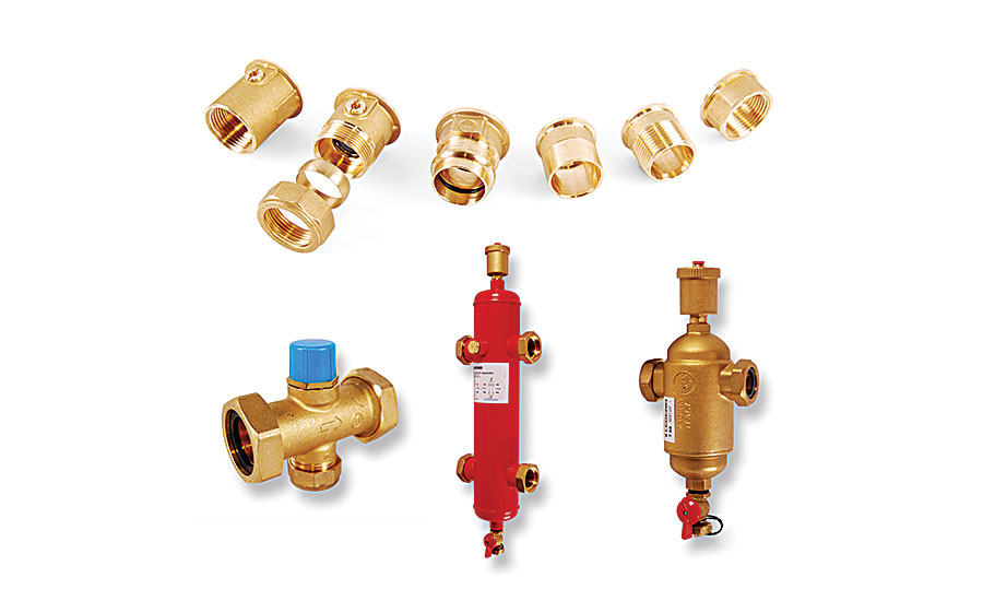 Legend Valve connection adapters